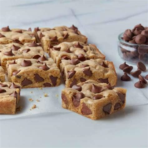 I've added cocoa powder, instant chocolate. Mini KISSES Chewy Blondies Recipe   Hershey's Kitchens