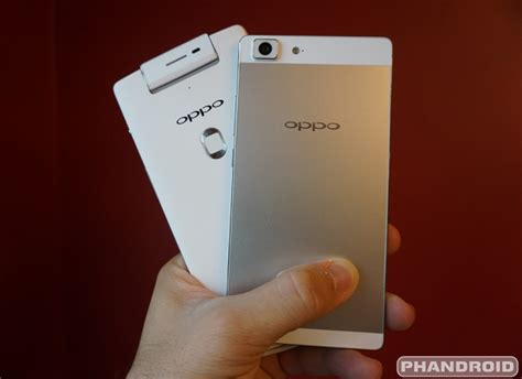 Backdoor Oppo R5 unboxing oppo s this is the oppo n3 and oppo r5