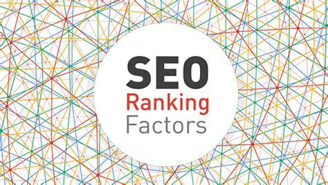 Seo Ranking by Seo Ranking Factors Infographic Instantshift