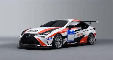 lexus rc modified lexus rc gazoo racing