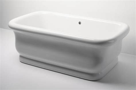 easy pieces classic freestanding bathtubs remodelista