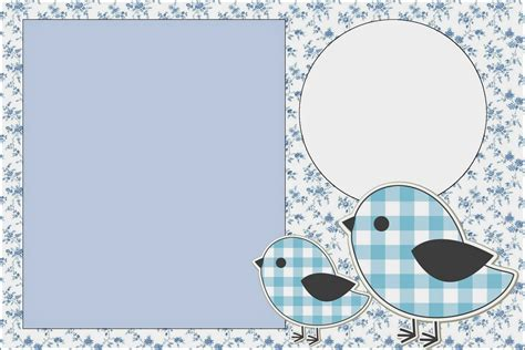blue bird free printable invitations oh my in english