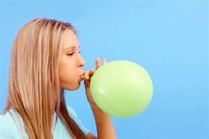 10 Weird ways to reduce stress  Blowing
