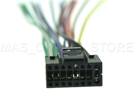 wire harness for jvc kd r960bts kdr960bts pay today ships