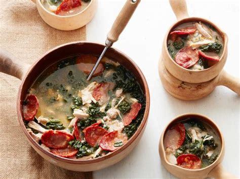 Chicken Caldo Verde Recipe