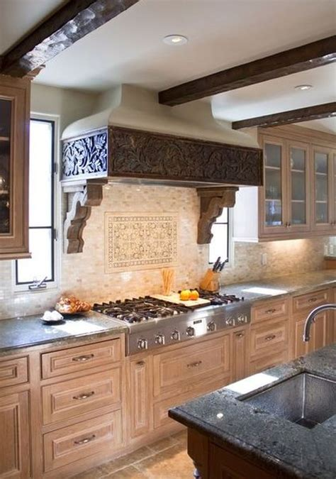 decorative kitchen hoods  functional  beautiful
