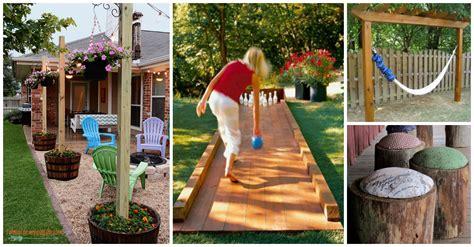 fantastic diy wooden projects   yard