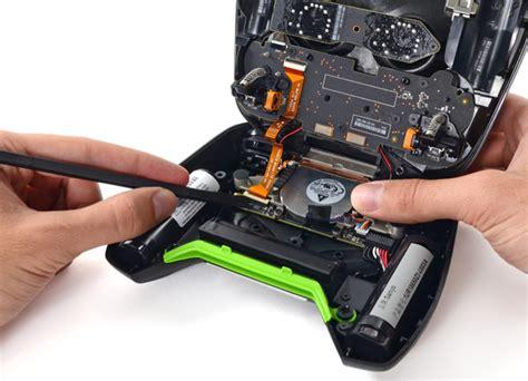 nvidia portable console ifixit completes 20 step tear of nvidia shield