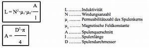 Induktivität L Berechnen : induktivit t berechnen online automobil bau auto systeme ~ Themetempest.com Abrechnung