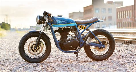 This Custom Royal Enfield Is A Thing Of Beauty