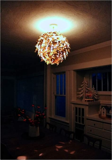 Top 10 DIY Fall Chandelier Decorations - Top Inspired