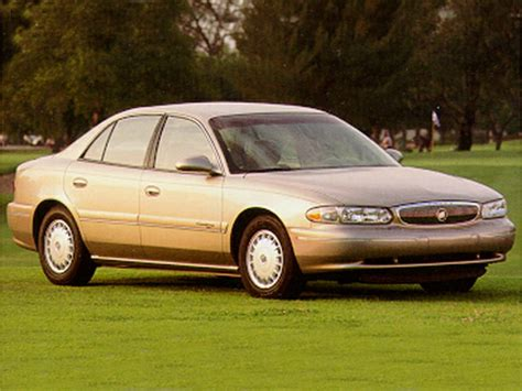 1998 Buick Century by 1998 Buick Century Reviews Specs And Prices Cars