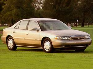 1998 Buick Century Reviews  Specs And Prices