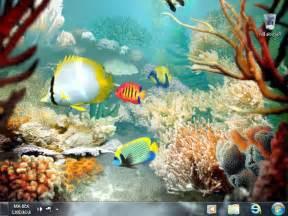 tropical fish  screensaver  animated