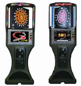 Electronic Dart Boards and Dart Machines For Sale