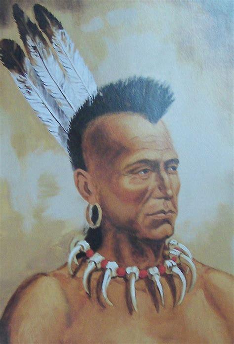 Mohawk Indians by rockeyopf483 on DeviantArt