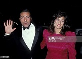 Armand Assante and wife Karen Assante during The 46th ...