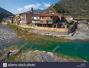 Village of Badalucco, Imperia, Riviera di Ponente, Italian