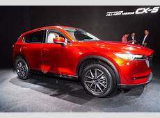2017 Mazda CX5 video preview 2016 LA Auto Show