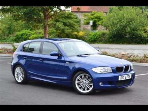 Bmw 1 Series Picture  Bmw 1 Series 2006 116i M Sport 5dr