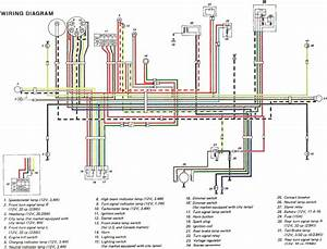 Suzuki Tc185 Wiring Diagram   Dualsport