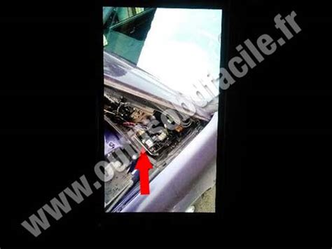 1994 Audi Cabriolet Fuse Box by Obd2 Connector Location In Audi A6 C4 1994 1997