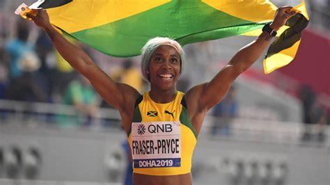In the 200m, richardson ranks third in the world this year and first among americans (22.11). Fraser-Pryce gaat voor de dubbel bij de Olympische Spelen in Tokio | NOS