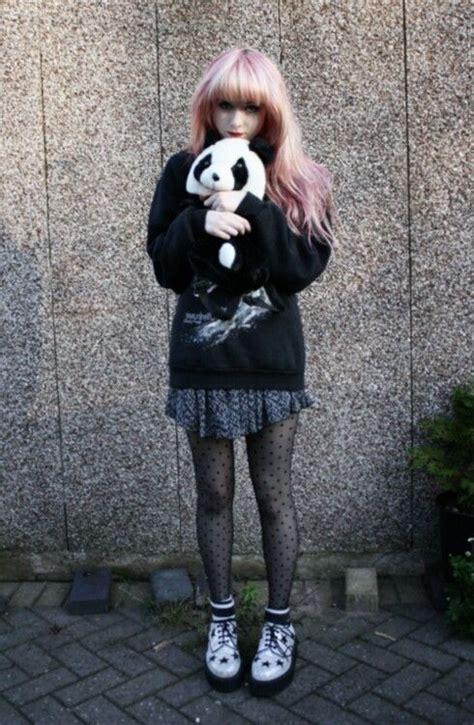 chanya suspender grunge grunge fashion style