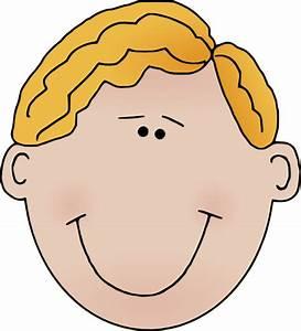 Happy Cartoon Man Clip Art at Clker.com - vector clip art ...