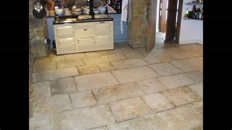 flagstone kitchen floor flagstone floor cleaned and sealed rugby warwickshire 3766
