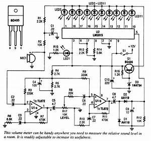 Lm3915 Circuit