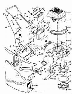 34 Lawn Boy Parts Diagram