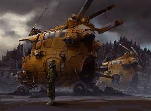 concept ships: MONTHLY HEADER #65: Ian McQue
