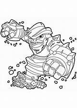 Grilla Drilla Coloring Dibujos Dibujosonline Categorias sketch template