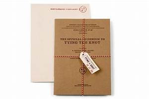 wedding field guide invitations With modern wood grain wedding invitations