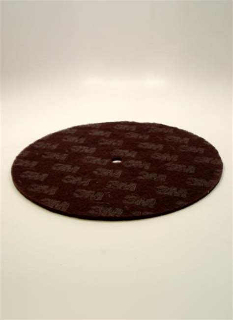 Hardwood Floor Buffing Pads by 3m Maroon Between Coats Buffing Pad 16 Inch Each Chicago