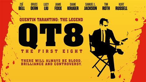 QT8: The First Eight - Signature Entertainment