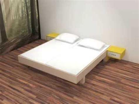 bed maken zelf een tweepersoons bed maken bouwen