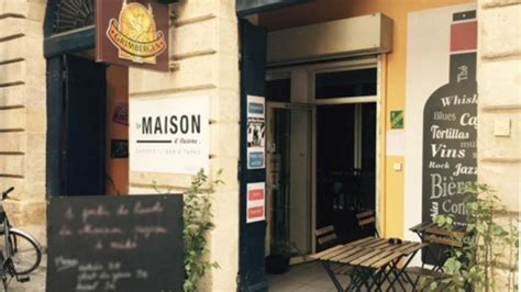 restaurant la maison d ausone 224 bordeaux 33000 menu avis prix et r 233 servation