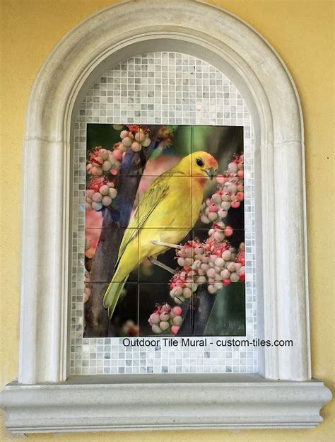 Custom Tiles and Tile Mural Pictures   Custom Tile Murals