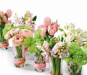 17 DIY spring table decorations and blooming centerpieces