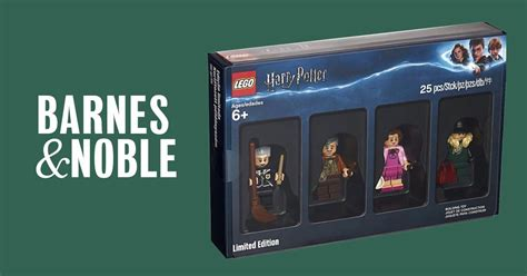 barnes and noble in availability brickfinder lego harry potter bricktober now available