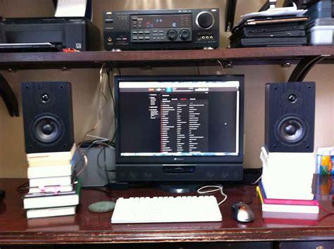 Bookshelf Speaker Setup - micca review