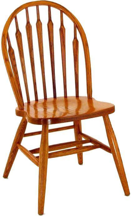 Vindale Arrowback Kitchen Chair   Countryside Amish Furniture