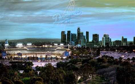Dodger Wallpaper ·①