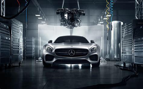Mercedes-Benz AMG GTS Wallpaper