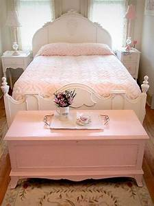 33, Sweet, Shabby, Chic, Bedroom, Decor, Ideas, To, Fall, In, Love