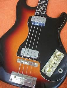 Diagram For A Bass Guitar