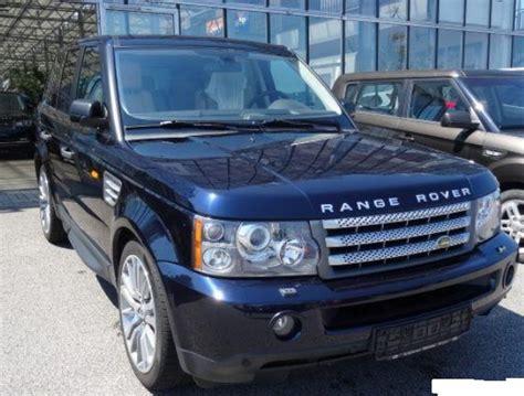 range rover dark blue landrover range rover sport 09 2007 dark blue metallic