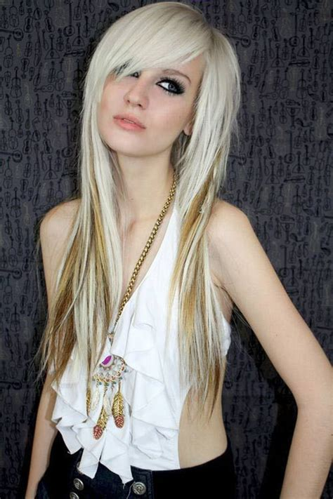 Pin on Emo hair